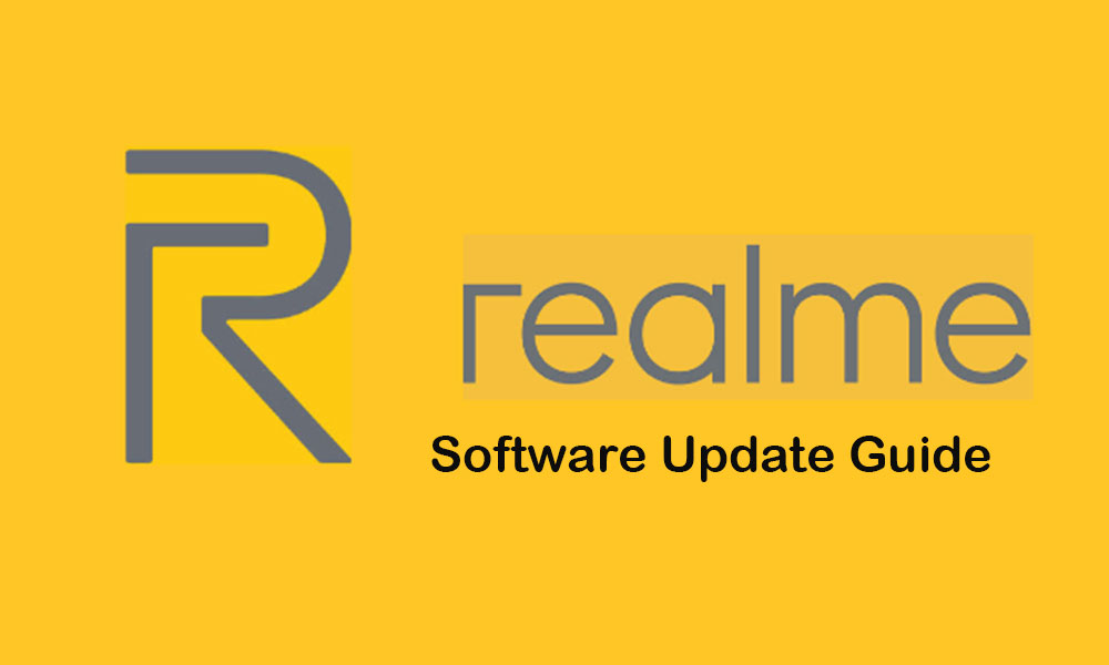 How to flash Realme firmware on your device [Software update guide]