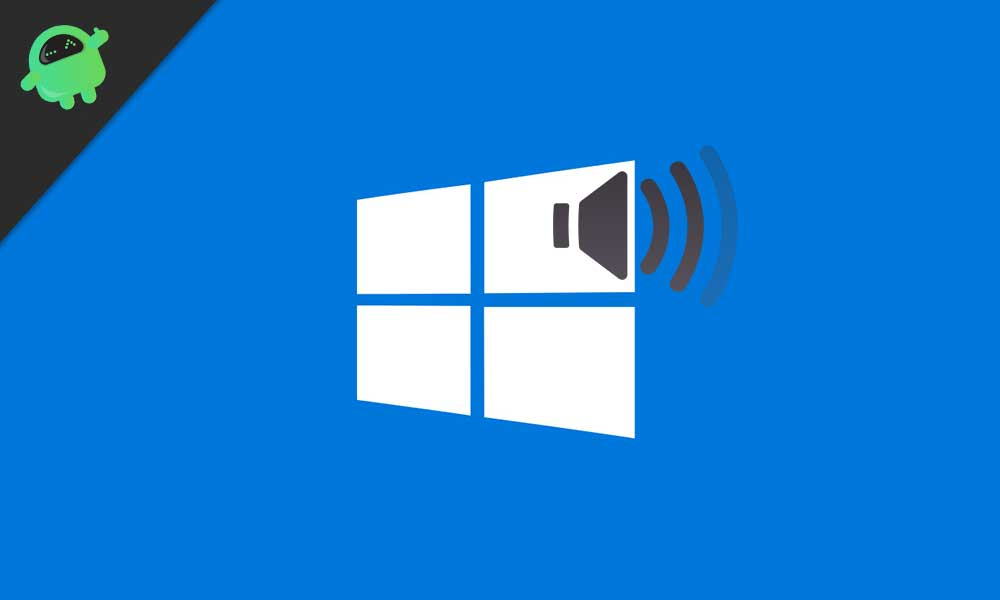 How to update and reinstall Audio drivers on Windows PC