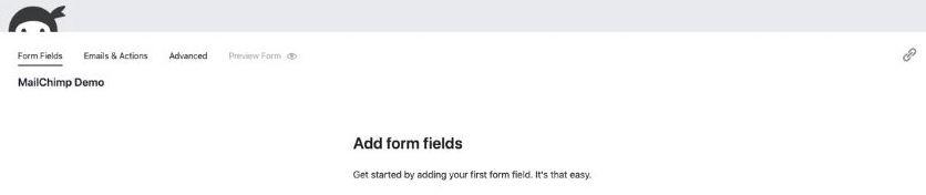 Crear un formulario de suscripción al boletín