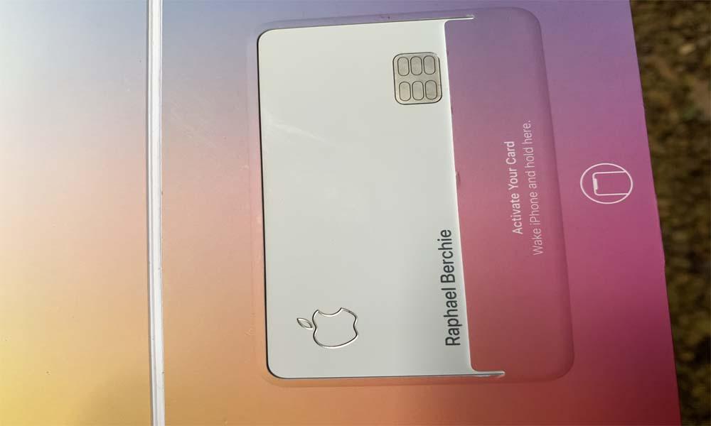 Cómo agregar su Apple Card a Safari AutoFill en iPhone, iPad y Mac