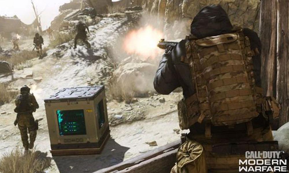 Cómo arreglar COD Modern Warfare Dev Error 1109?