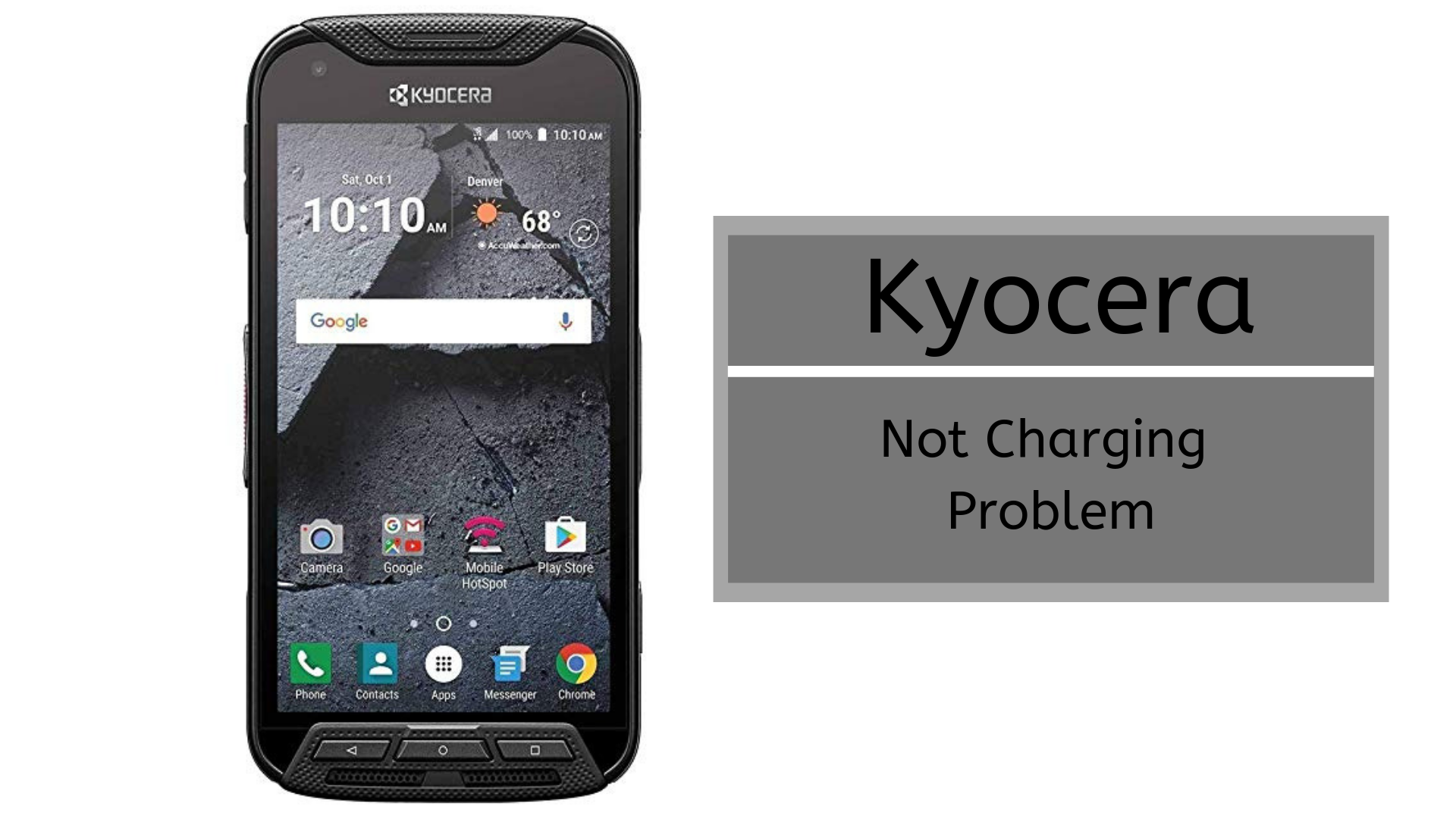 How To Fix Kyocera Not Charging Problem [Troubleshoot]