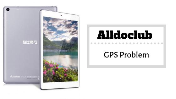 Alldocube GPS problem