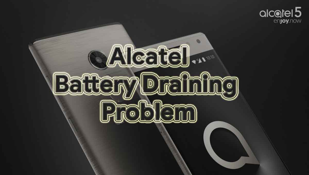 Battery Draining Problems