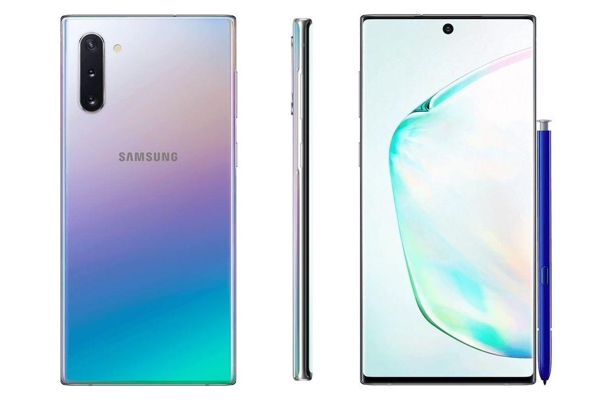 Cómo borrar el caché de aplicaciones y los datos en Samsung Galaxy Note 10 o Note 10 Plus