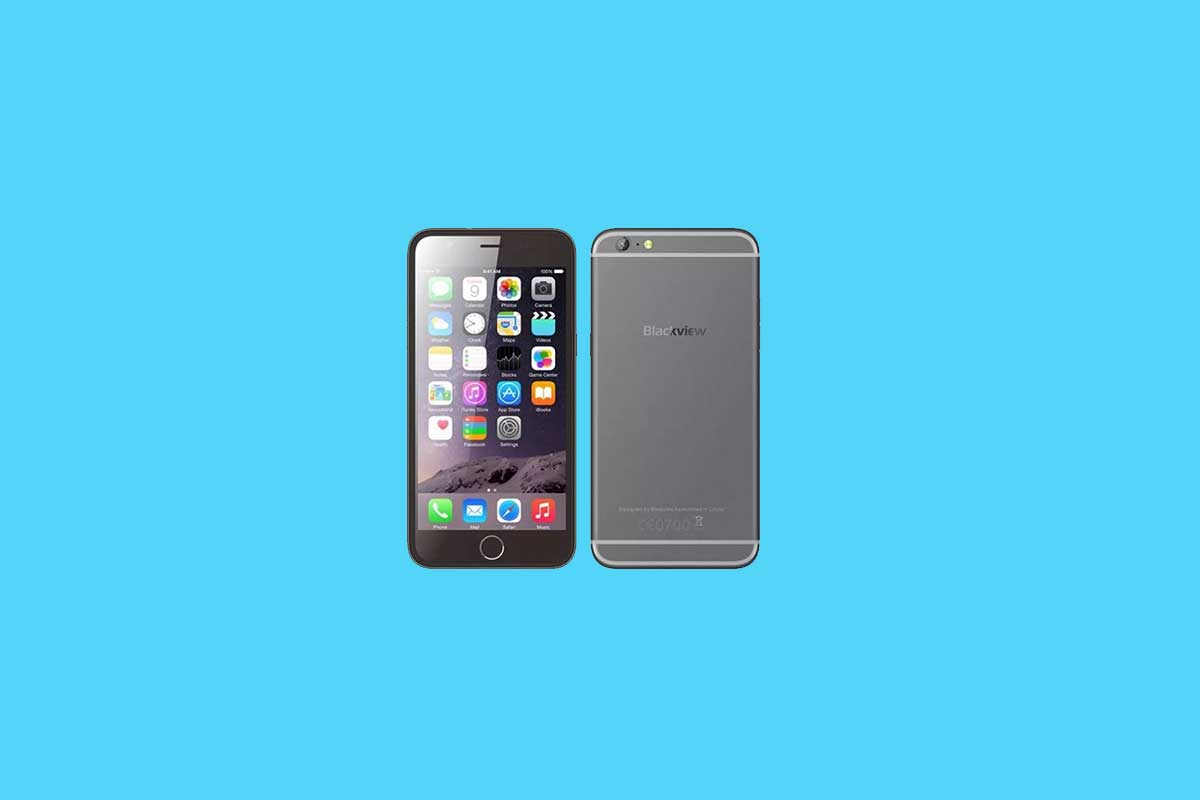 How to wipe cache partition on Blackview A6 Plus