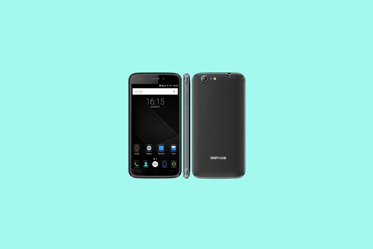 How to wipe cache partition on Doogee DG320