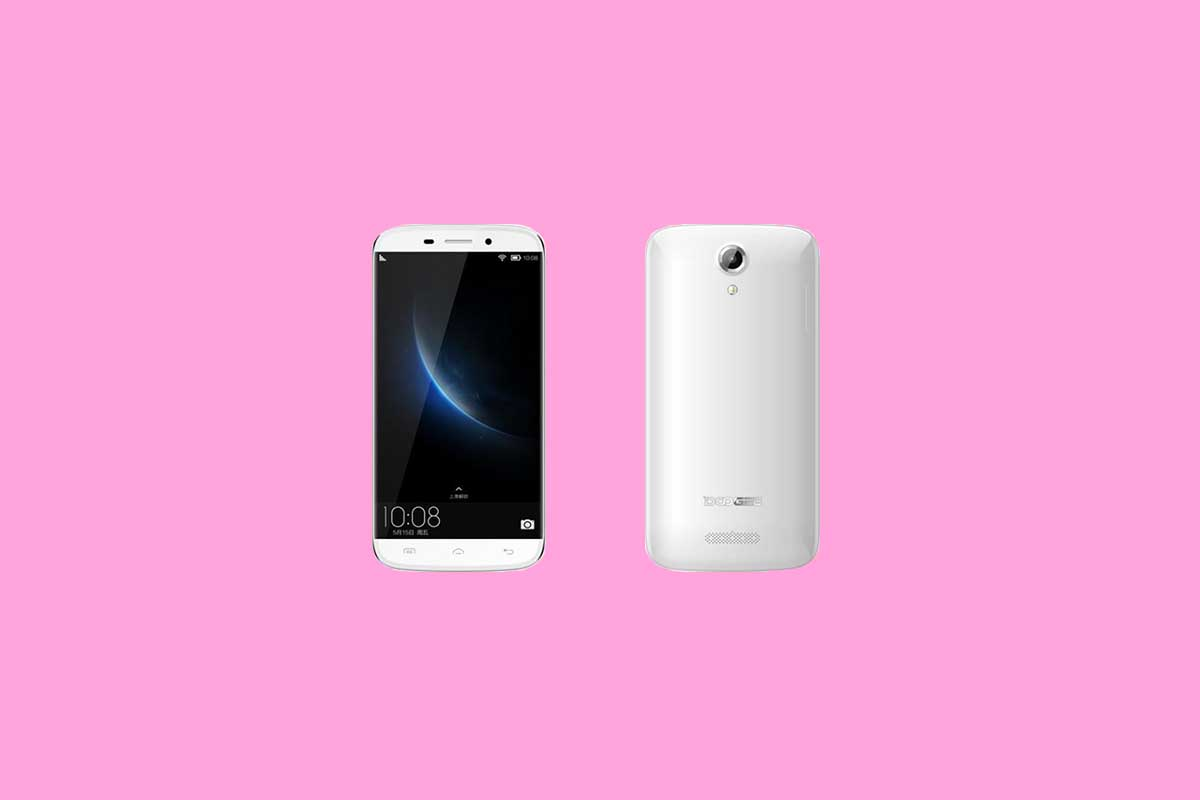 How to wipe cache partition on Doogee NOVA Y100X