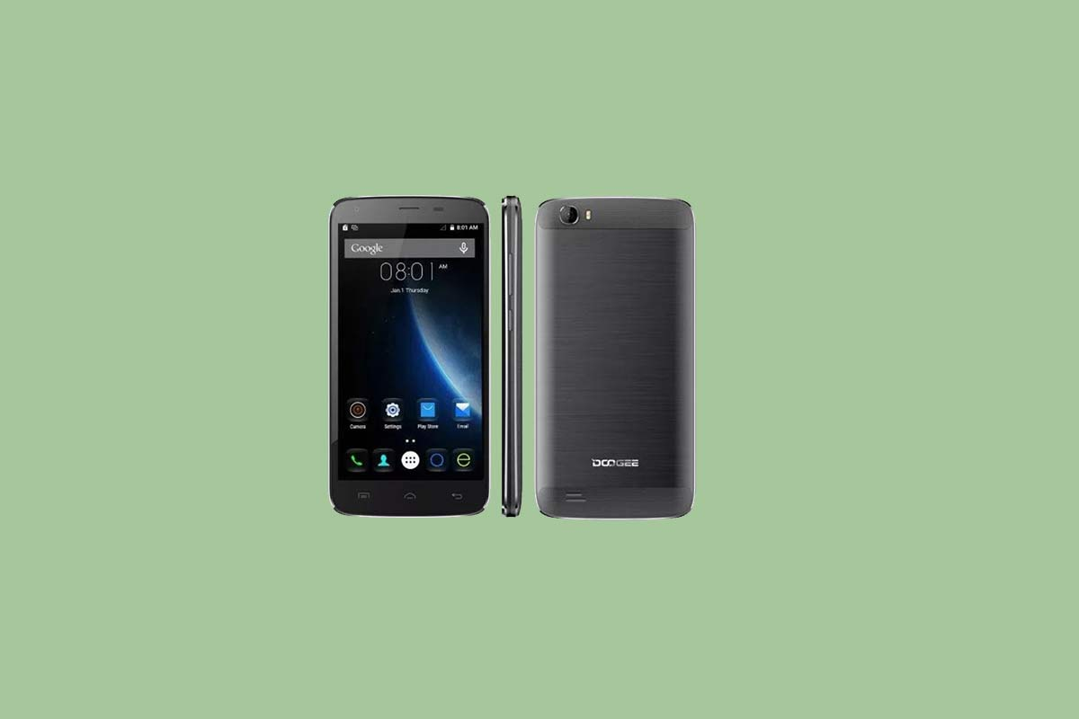 How to wipe cache partition on Doogee T6 Pro