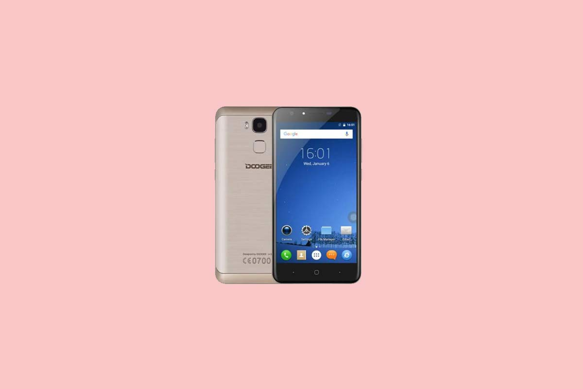 How to wipe cache partition on Doogee Y6C