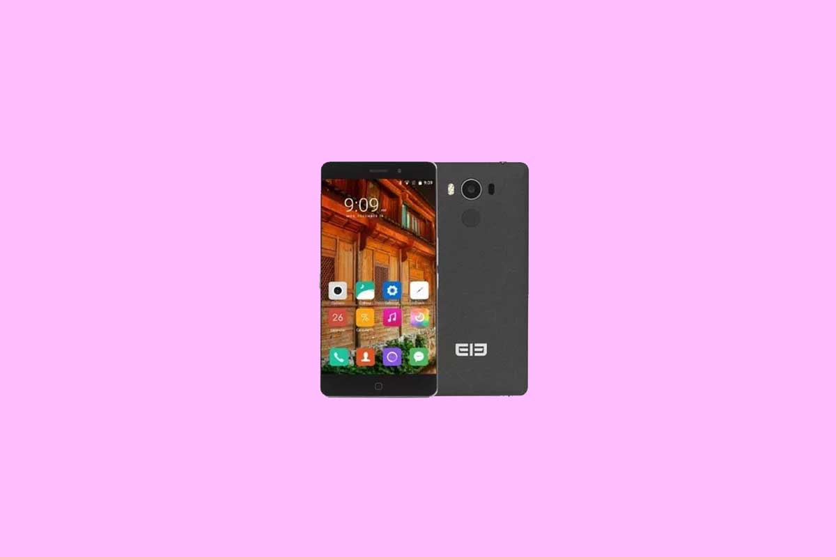 How to wipe cache partition on Elephone P9000