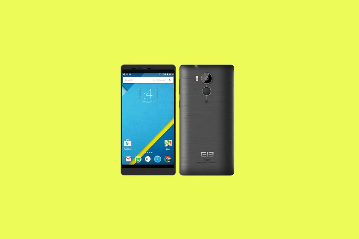 How to wipe cache partition on Elephone VOWNEY