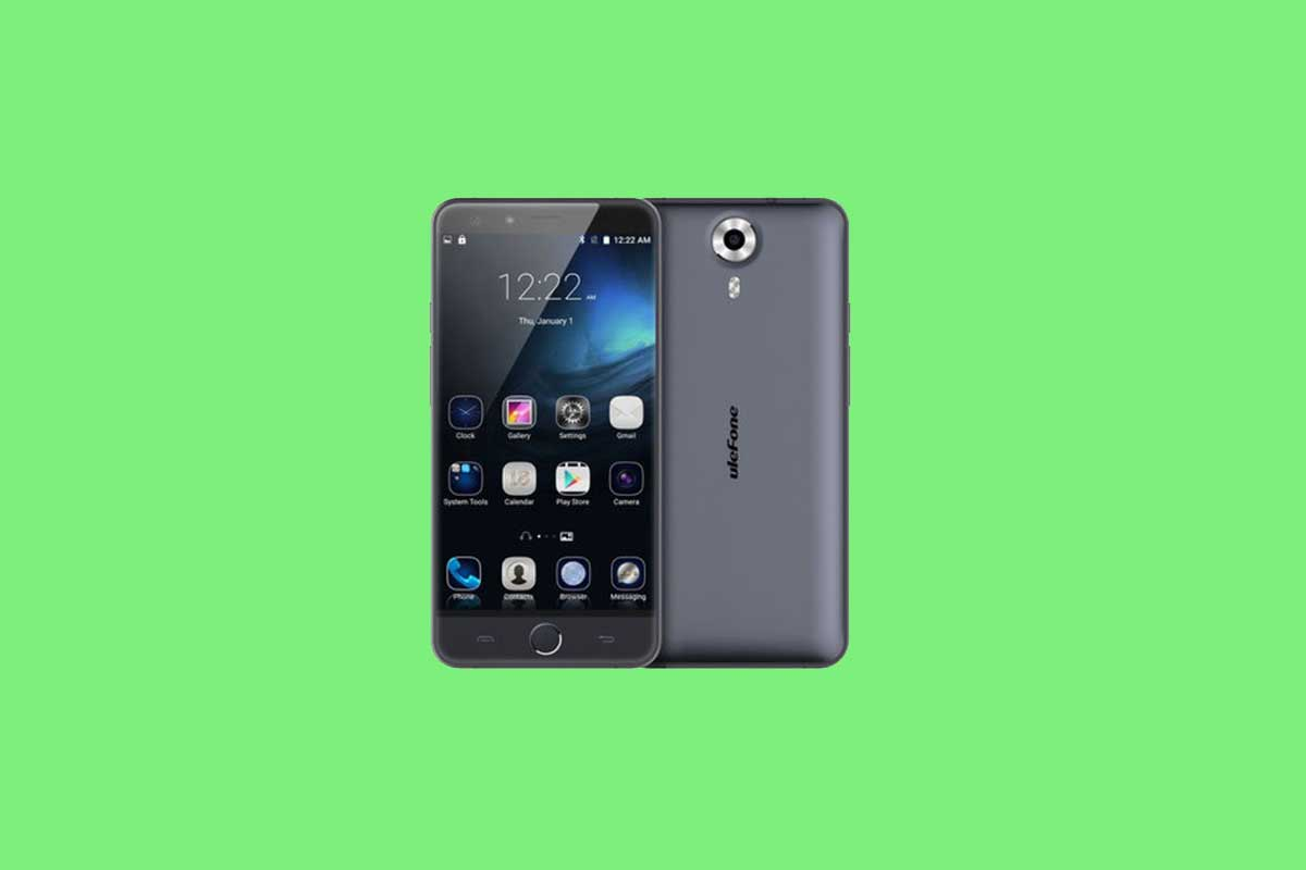 How to wipe cache partition on Ulefone Be Touch 3