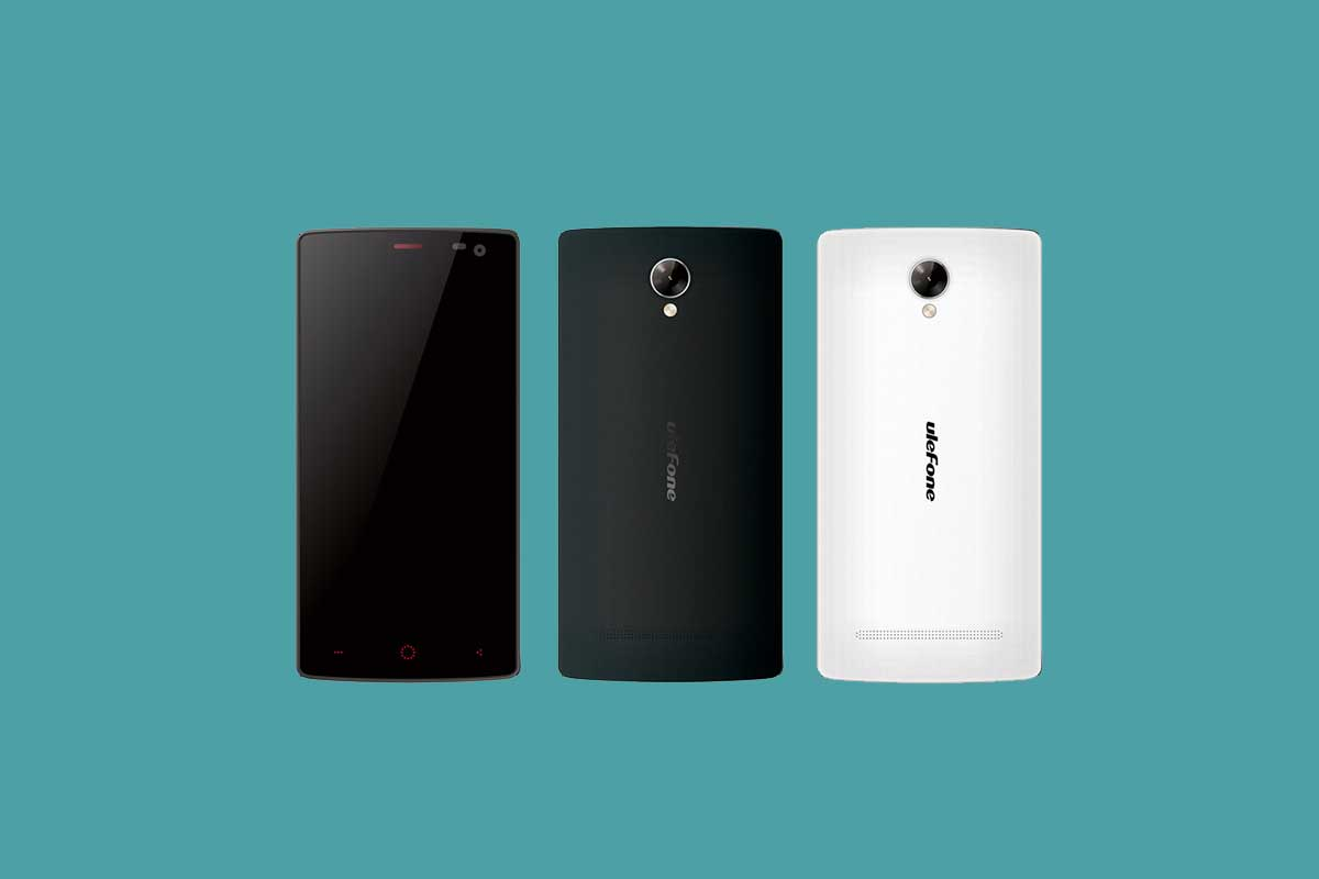 How to wipe cache partition on Ulefone Be X