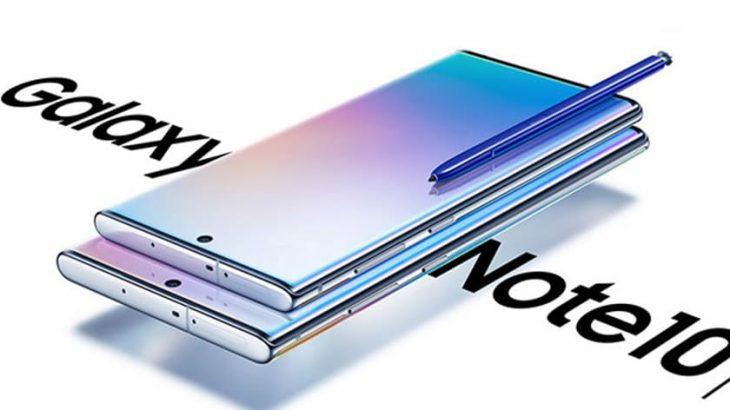 Cómo cambiar el fondo de pantalla y el tema en su Galaxy Note 10 o Note 10 Plus