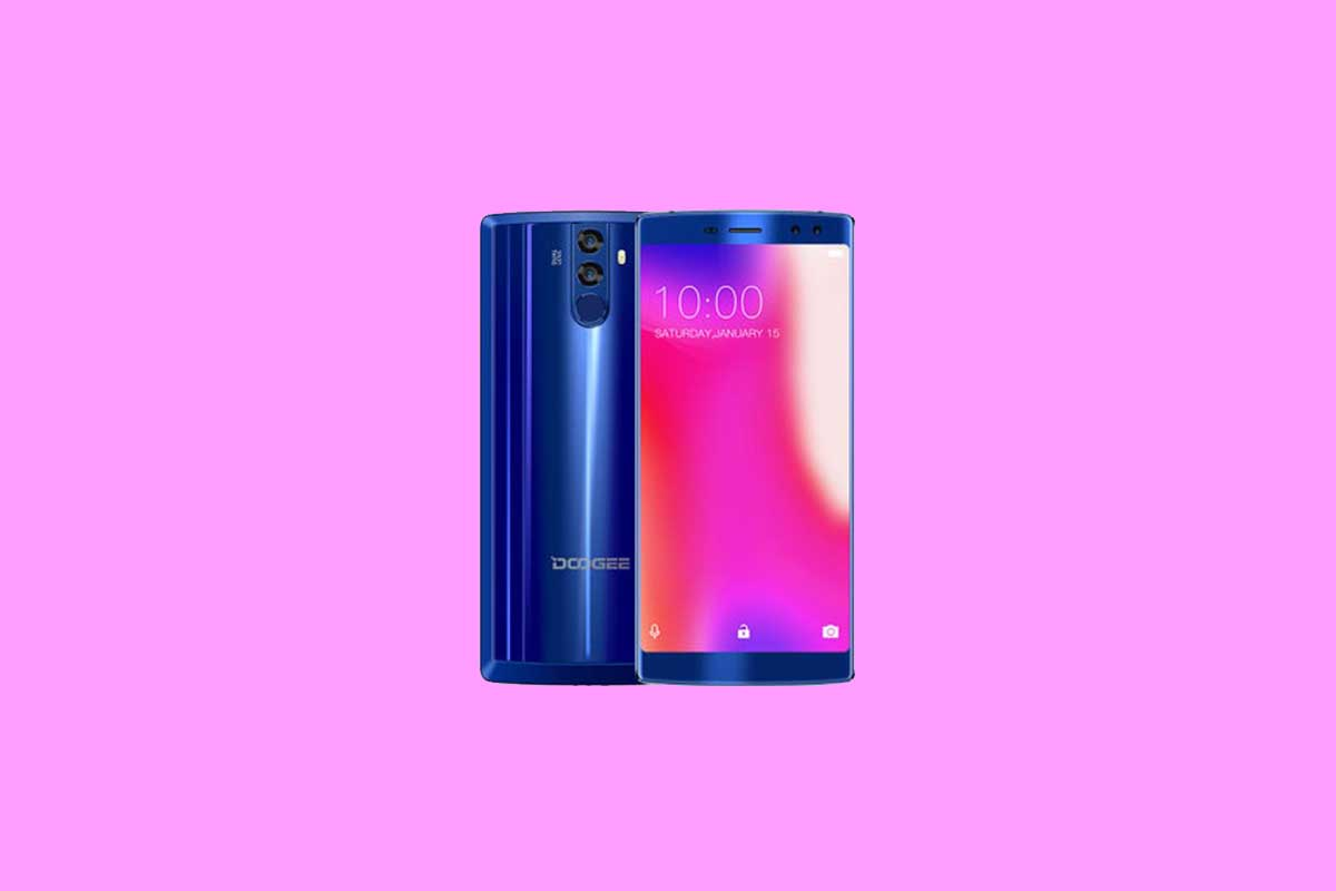 How to change language on Doogee BL12000 Pro