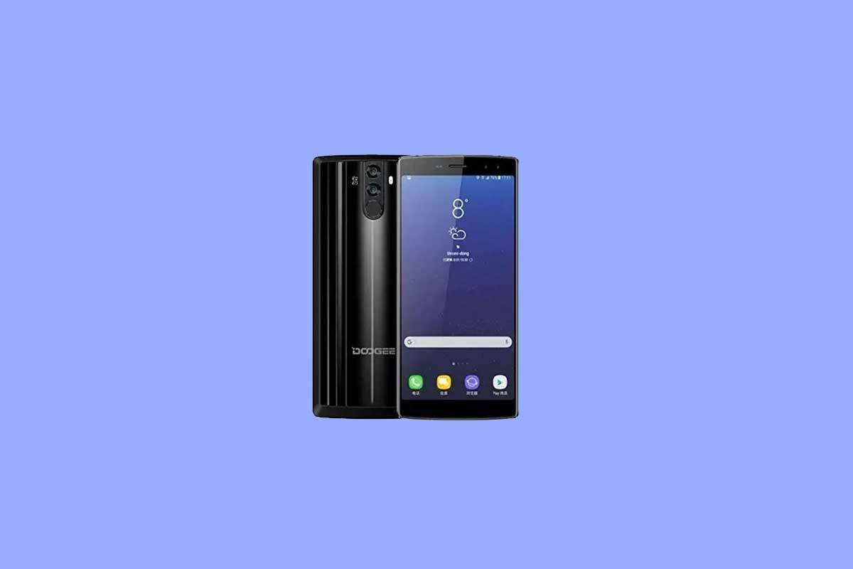 How to change language on Doogee BL12000