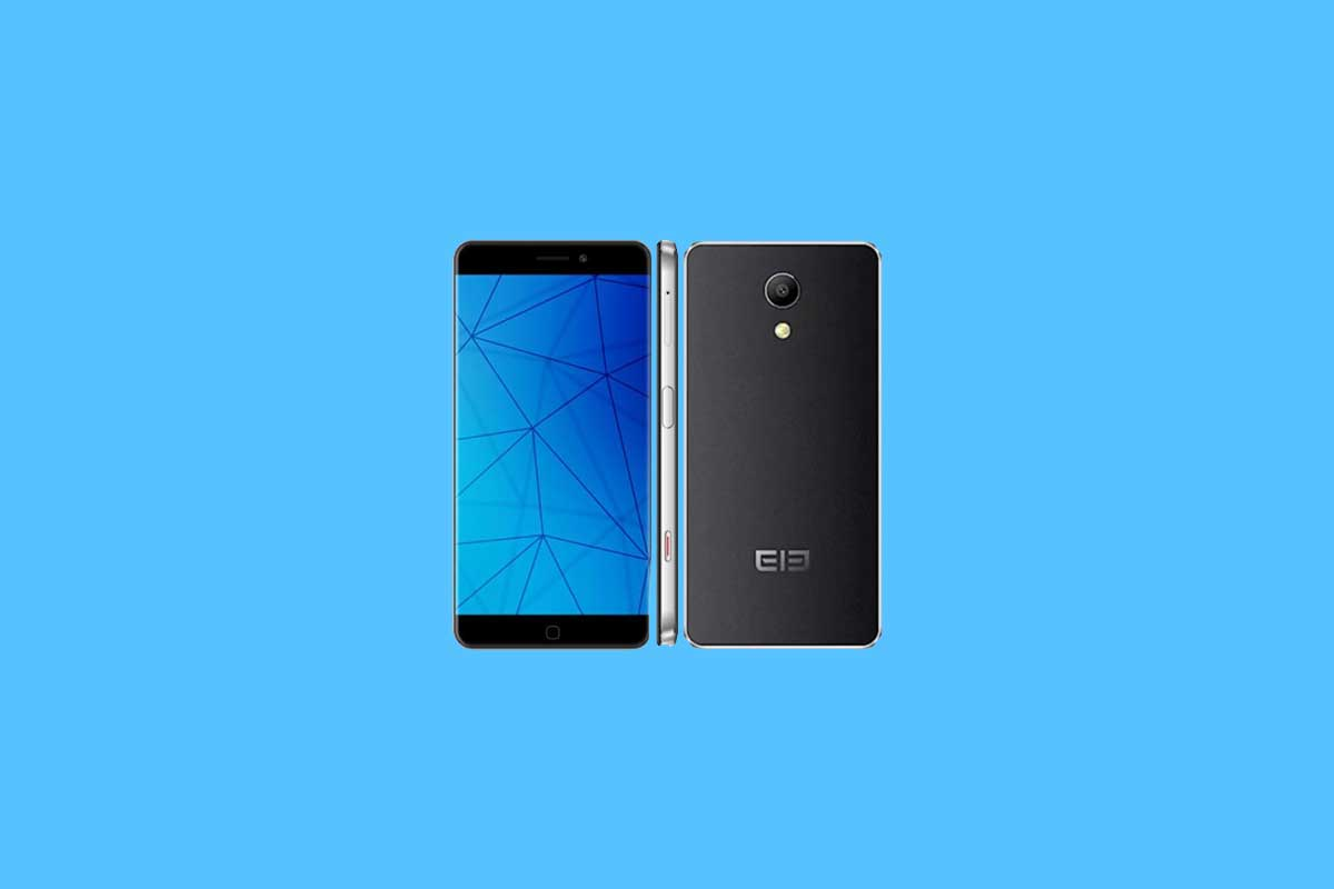 How to change language on Elephone P9000 Edge