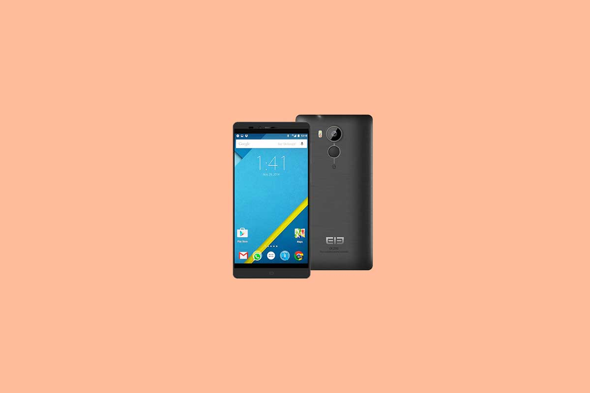 How to change language on Elephone VOWNEY Lite