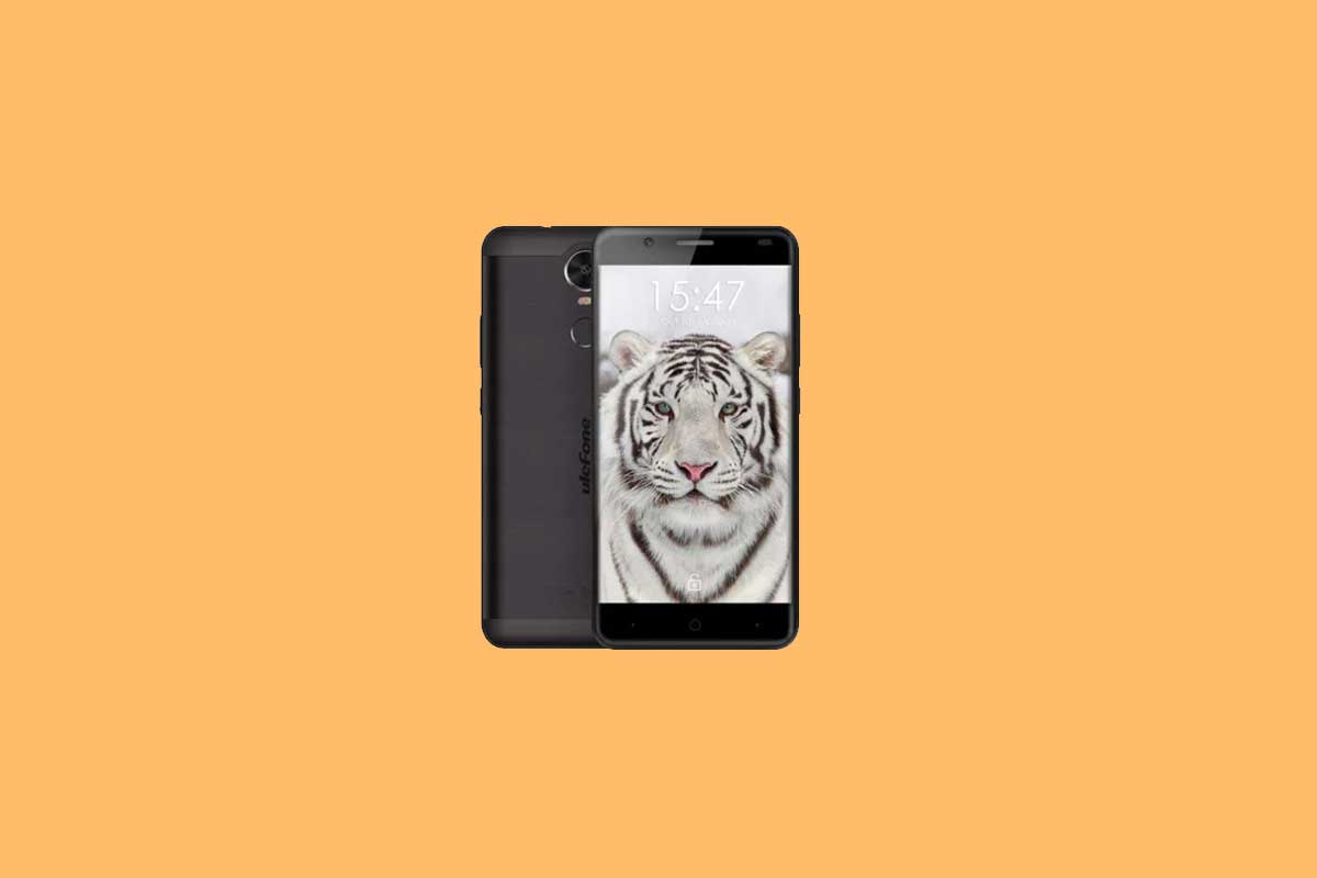 How to change language on Ulefone Tiger Lite