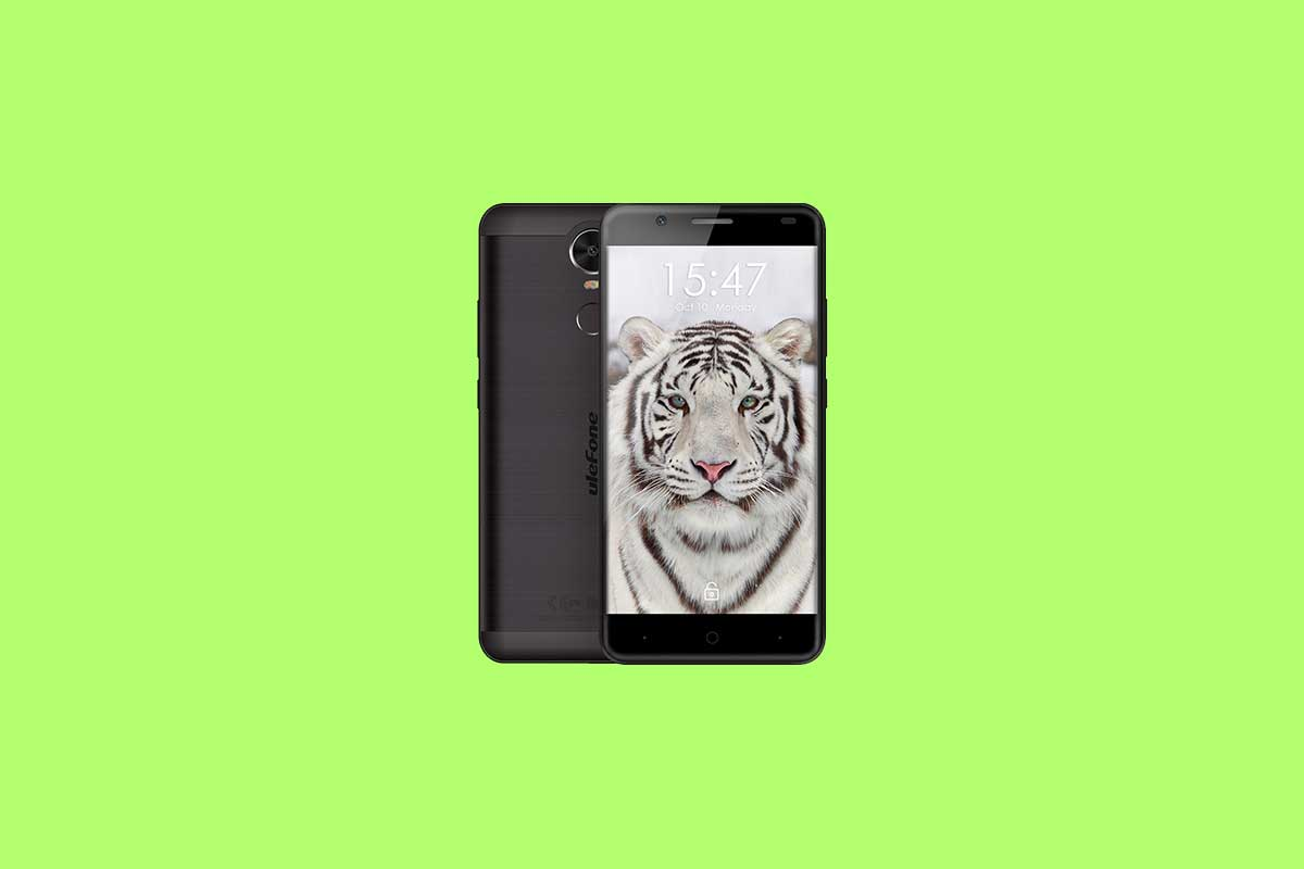 How to change language on Ulefone Tiger