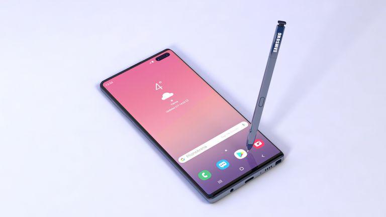 Cómo cambiar la configuración de roaming para un viaje en Samsung Galaxy Note 10 o Note 10 Plus