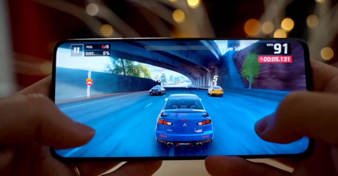 Cómo cambiar la frecuencia de actualización de la pantalla en OnePlus 7 Pro
