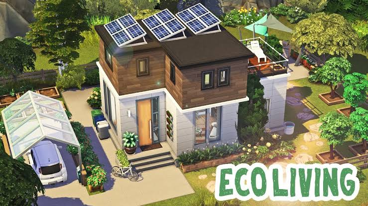 How to Change Eco Footprint in Sims 4 Eco Lifestyle