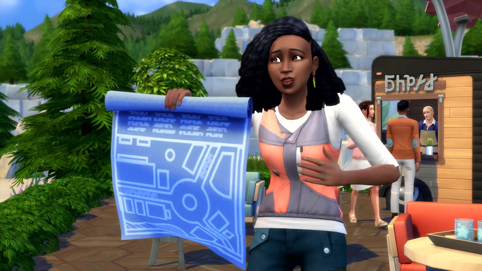 How to Start Civil Designer Career in Sims 4 Eco Lifestyle
