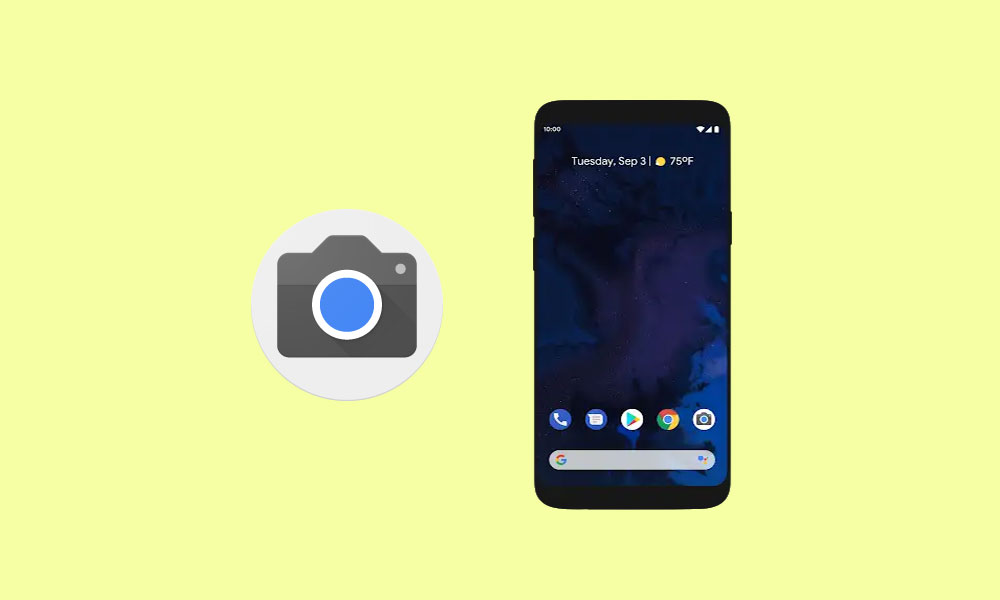 Download Google Camera 7.3 latest one for any Android device