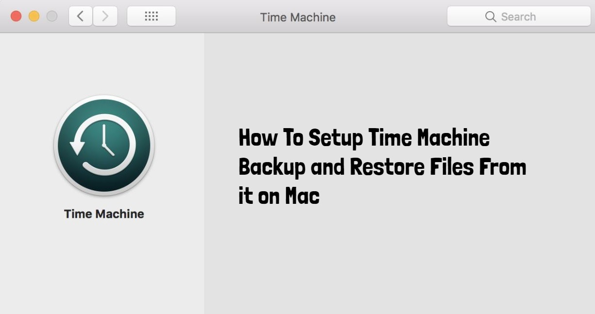 featured time machine