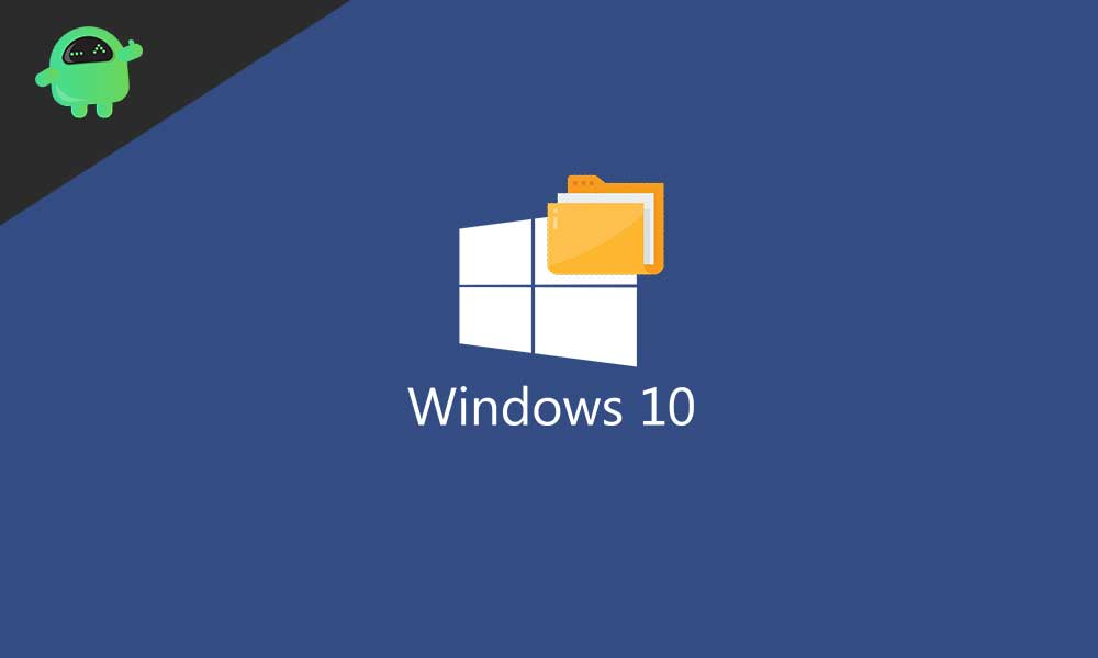 How to Create an Invisible Folder on Windows 10 Desktop