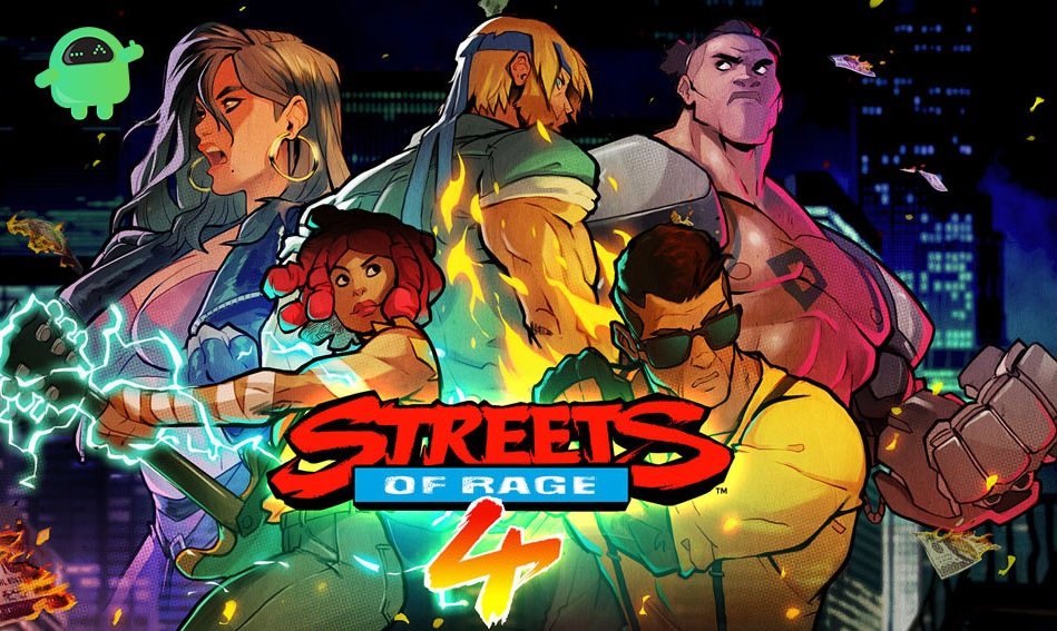 How To Unlock Every Retro Character in Streets Of Rage 4