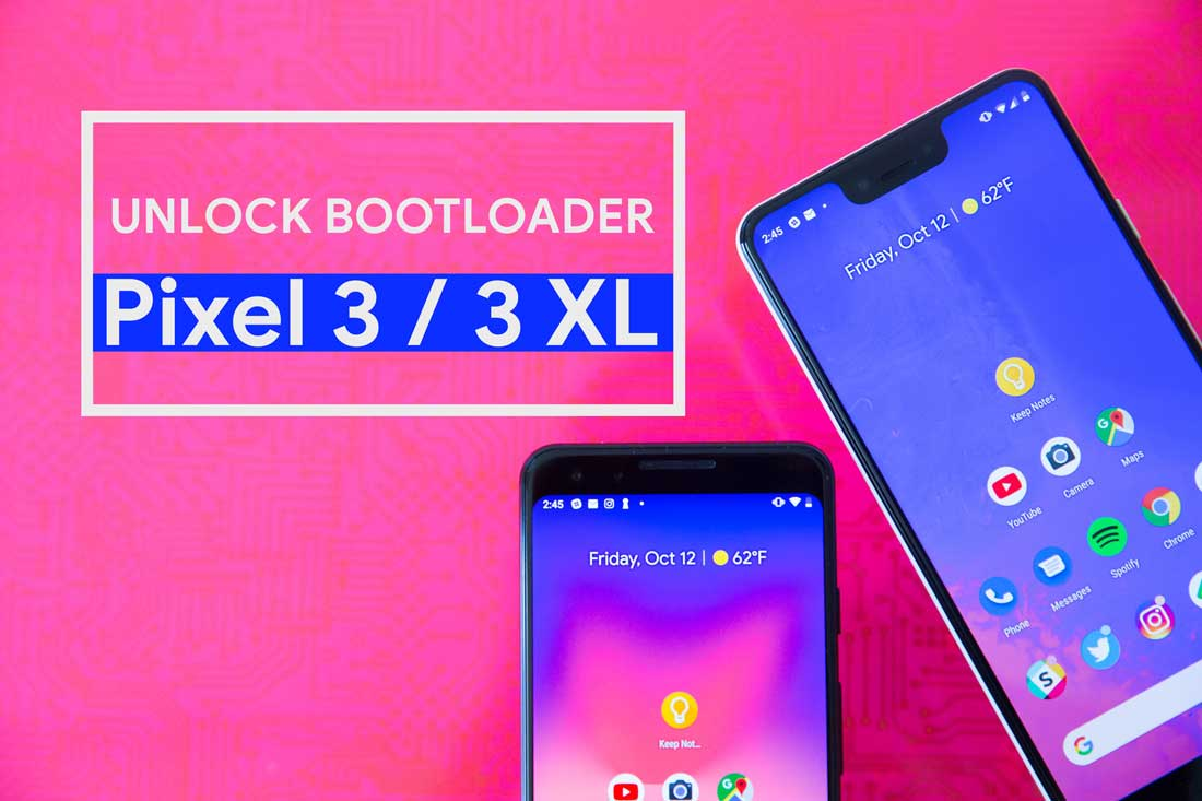 How to unlock the bootloader on Google Pixel 3 and 3 XL