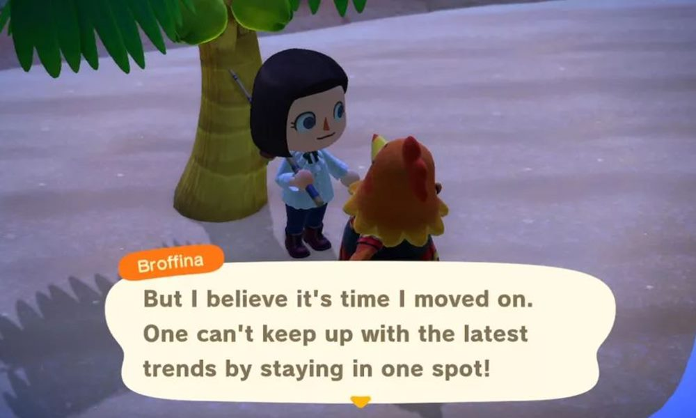 kick villagers out Animal Crossing