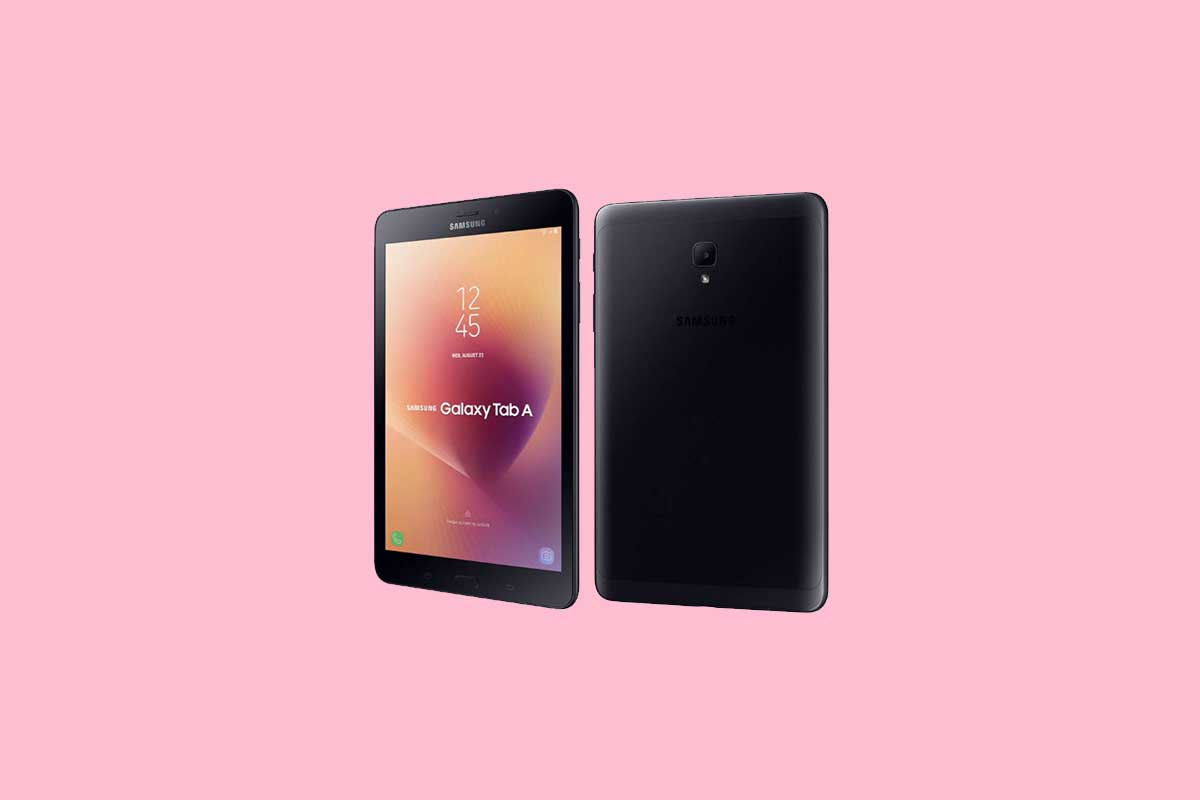 How to Remove Forgotten Pattern lock onGalaxy Tab A 8.0 2017