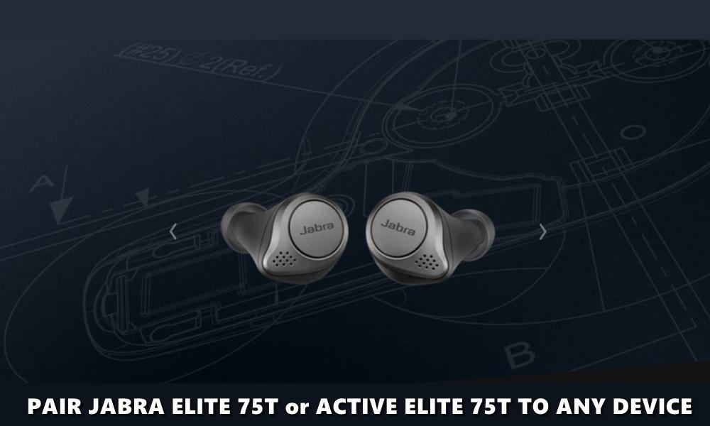 Jabra Elite 75T Active Elite 75T