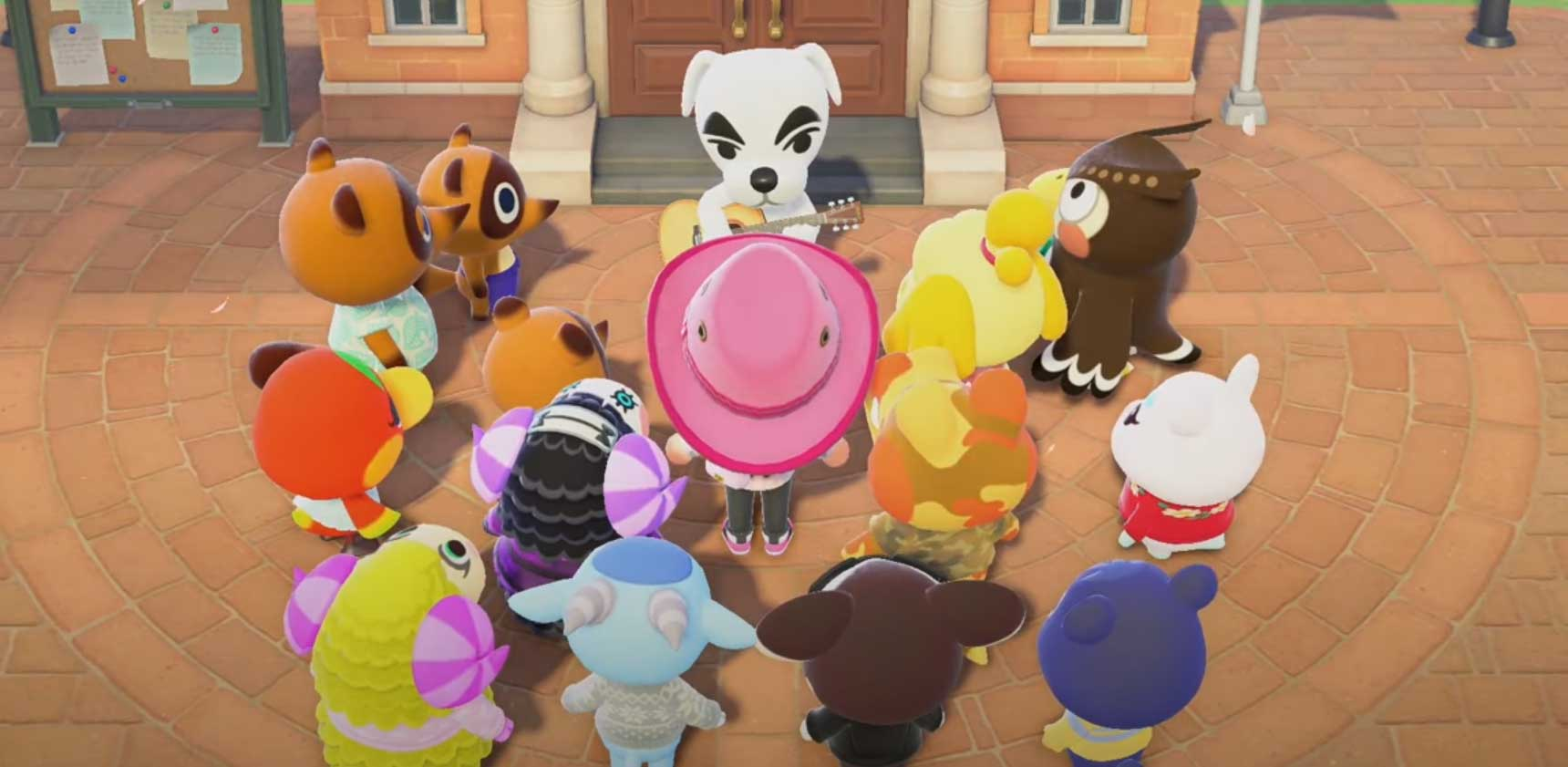 How to find KK Slider in Animal Crossing: New Horizons