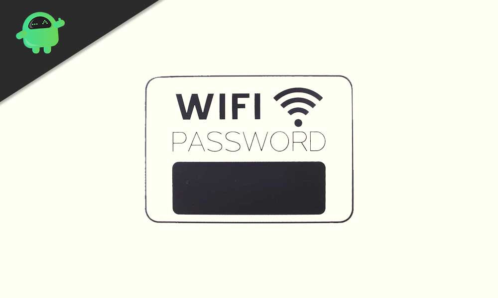 How To Find WiFi Password on Android Device