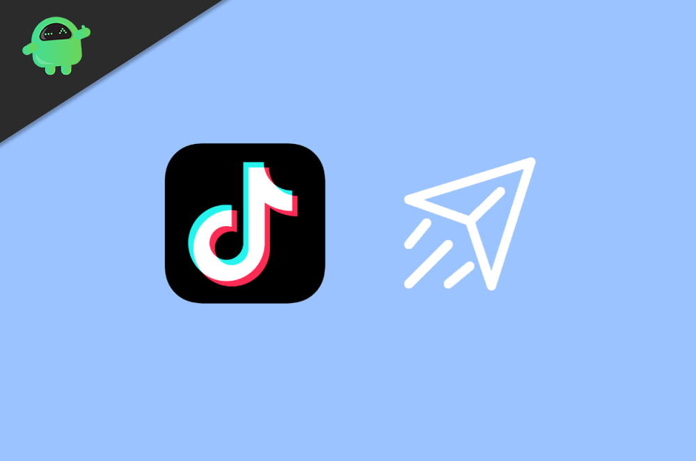 How To Send A Message On Tik Tok