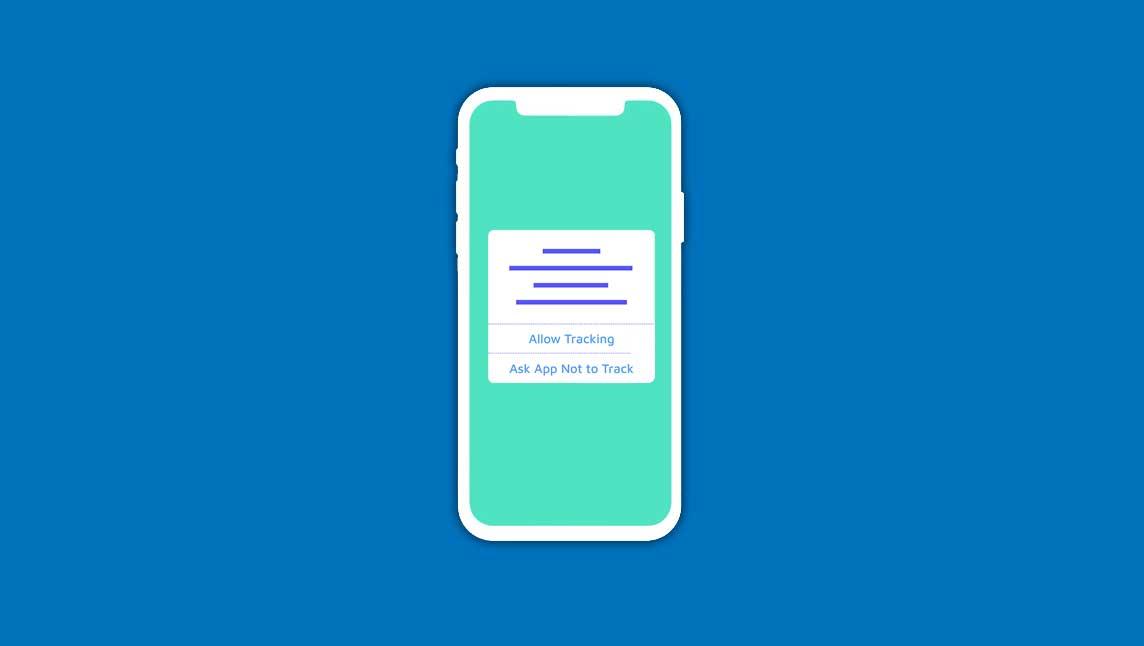 Cómo evitar que las aplicaciones soliciten realizar un seguimiento en iOS 14
