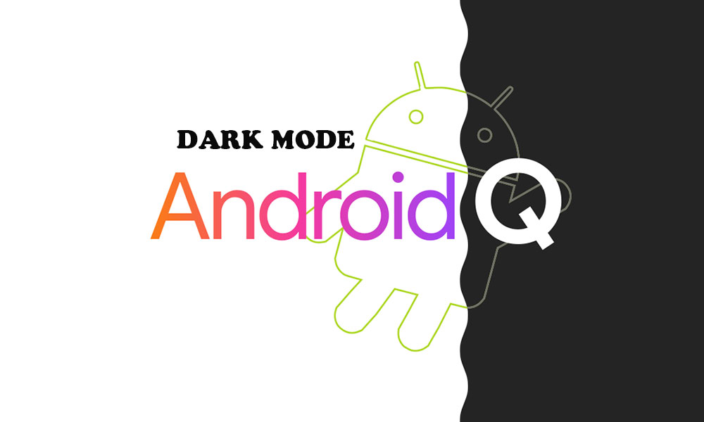 How to Force Dark Mode on Non-Stock Apps on OnePlus device running Android Q DP3