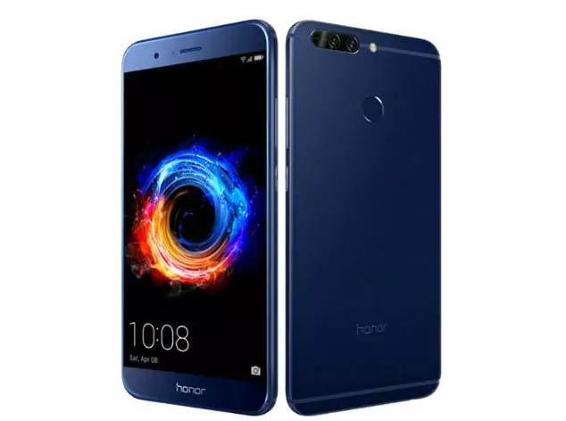 Cómo habilitar la función de desbloqueo facial en Huawei Honor 8 Pro y Mate 9 (Oreo)