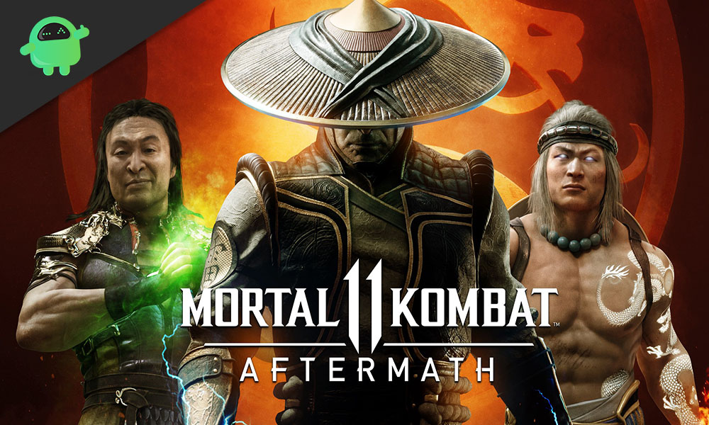 How to Do Friendships in Mortal Kombat 11: Aftermath