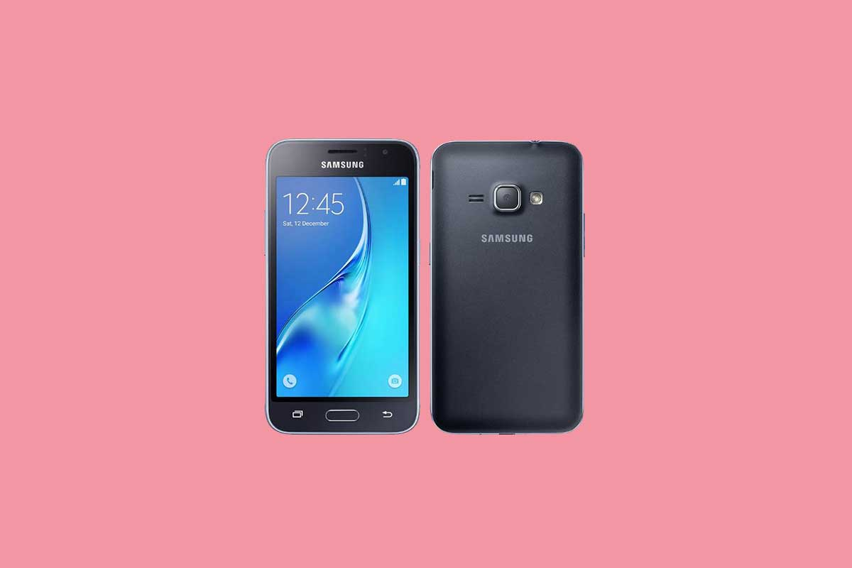 How to Enter Recovery Mode on Samsung Galaxy J1 2016