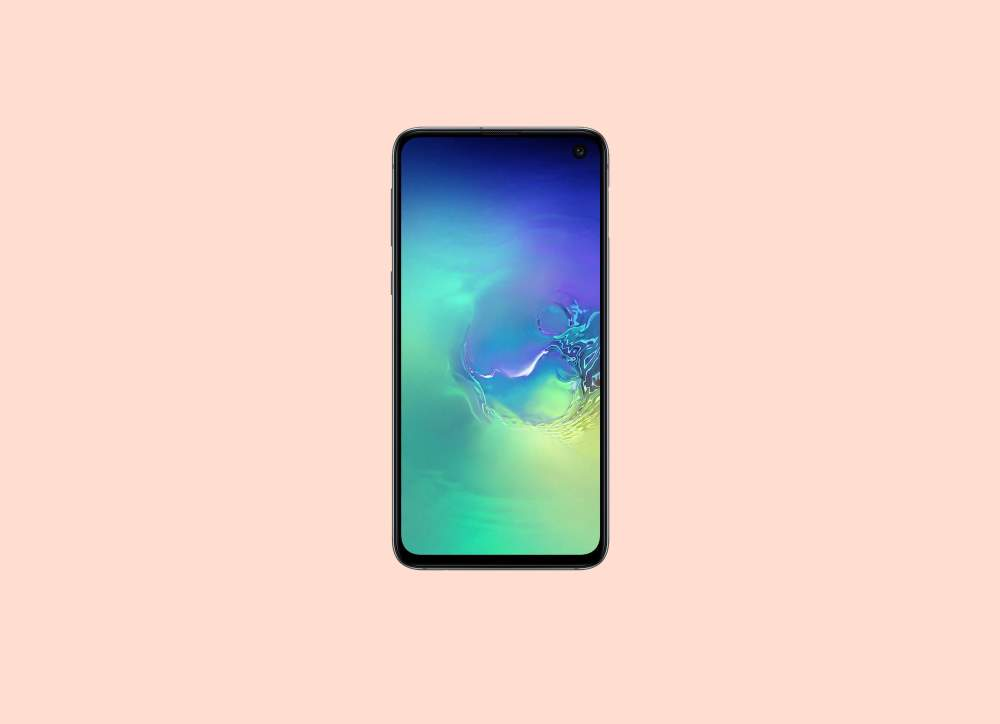 How to boot Samsung Galaxy S10E into safe mode