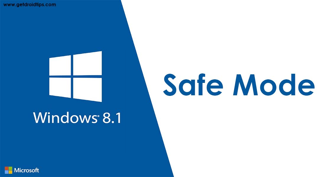 How to Start Windows 8 in Safe Mode