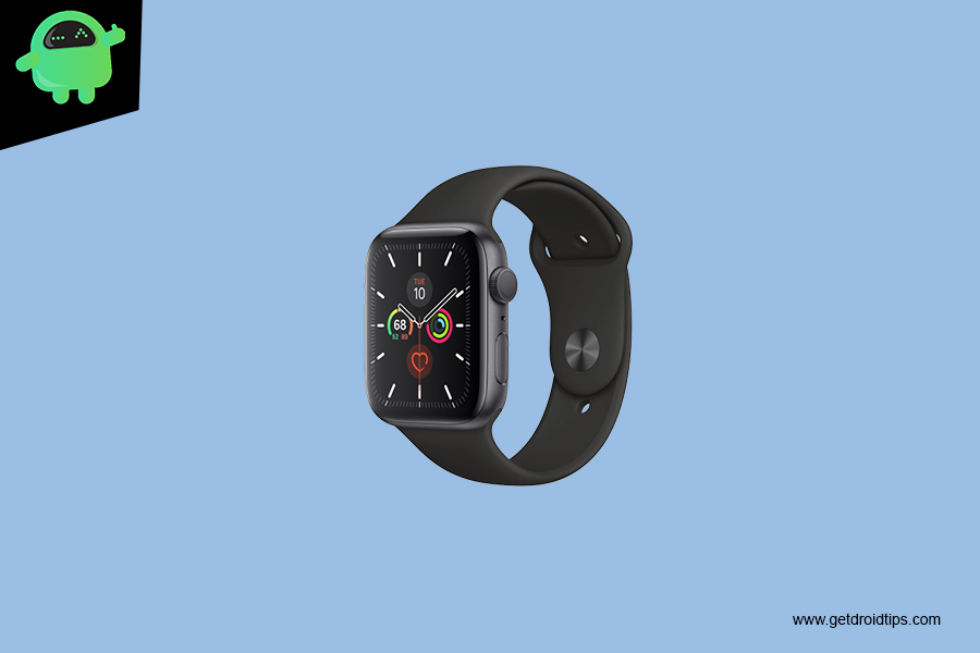 Pause Workout in Apple Watch