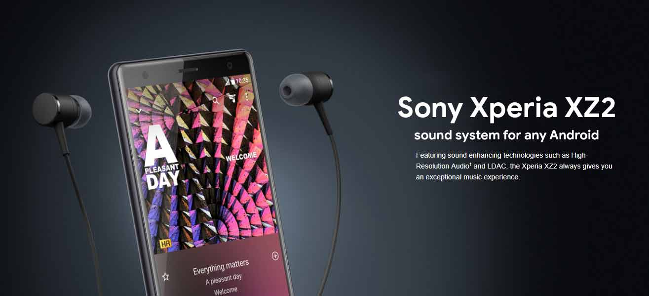 How to Install Sony Xperia XZ2 sound system on any android