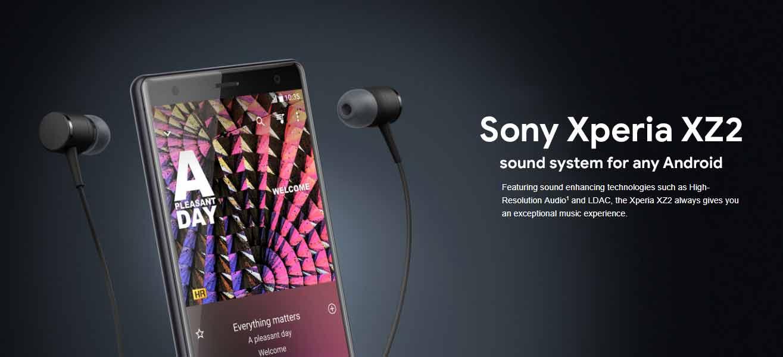 Cómo instalar el sistema de sonido Sony Xperia XZ2 en cualquier Android